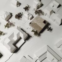 多恩比恩新图书馆竞赛方案(设计:reiulf ramstad)