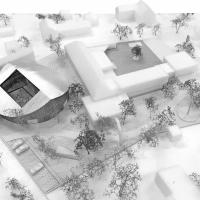 圣马尔滕斯-拉特姆新图书馆竞赛获奖方案(设计:office)