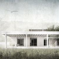葡萄园住宅竞赛方案(设计:think architecture)