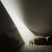 杜洛瓦酒庄建筑竞赛方案(设计:peter zumthor)