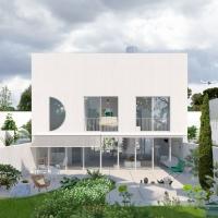 维尔根尼斯三座房子(设计:np2f)