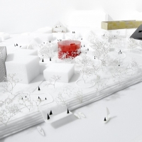 Prinsessegade Kindergarten and Youth Club Winning Proposal / COBE + NORD Archs