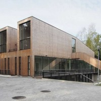 RUPERT Arts and Education Centre(设计: Audrius Ambrasas architects)