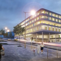 gmp to design new children's hospital at Lausanne University Hospital